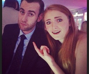 sophie turner, harry potter, and Matthew Lewis image