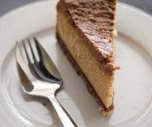 cake, cheesecake, and pb & chocolate image