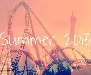 summer, 2013, and fun image