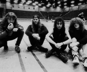 metallica, James Hetfield, and lars ulrich image