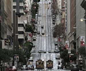 san francisco, city, and street image