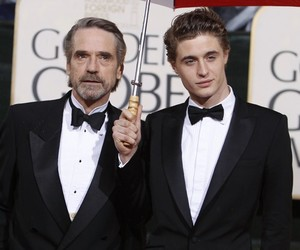 max irons and Jeremy Irons image