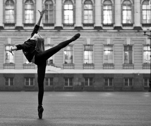 ballet, performer, and dance image