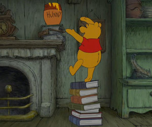 winnie the pooh, cute, and disney image