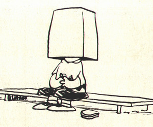 Charles Schulz, peanuts, and charlie brown image