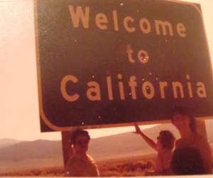 california and welcome image