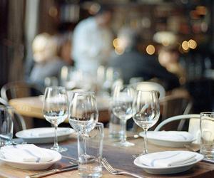 restaurant, food, and luxury image