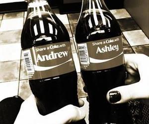 black veil brides, ashley purdy, and coke image