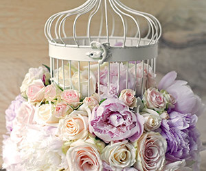 pastel, flowers, and shabby chic image