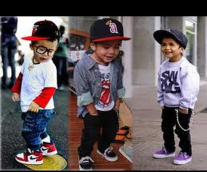 swag, boy, and kids image