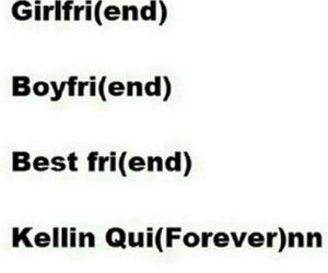 boyfriend, forever, and girlfriend image