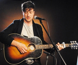acoustic, guitar, and mumford and sons image