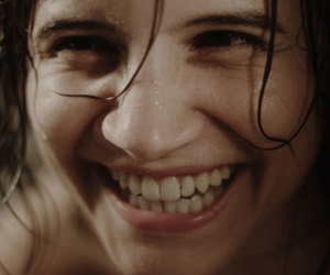 sorriso, vintage, and bianca comparato image