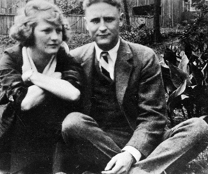 zelda fitzgerald, couple, and f. scott fitzgerald image