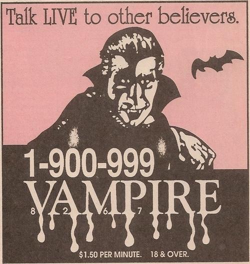 vampire and hotline image
