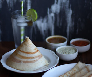 indian and dosa image