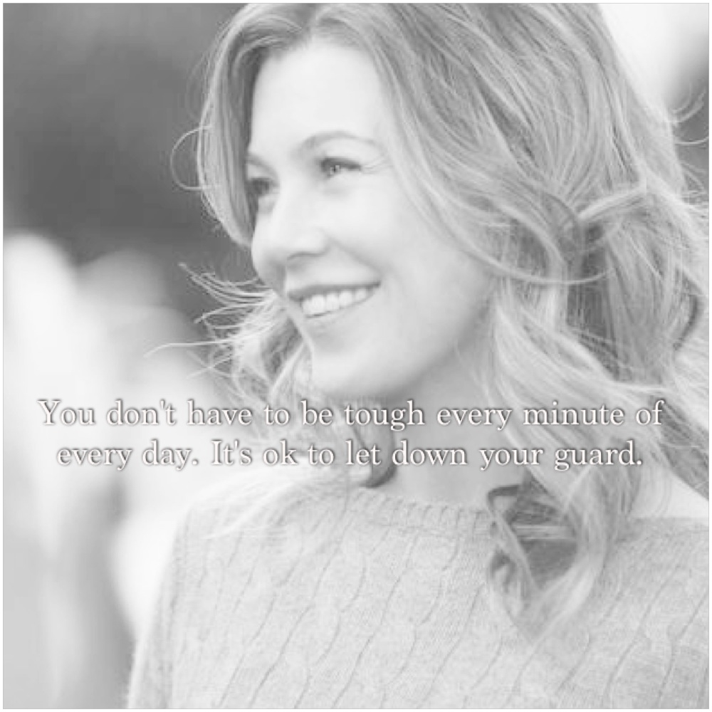meredith grey quotes pain discovered by ♚R on We Heart It