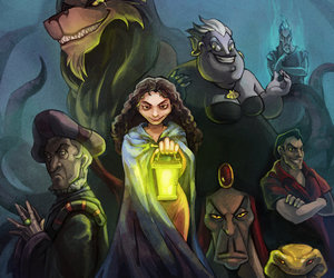Best, disney, and villains image