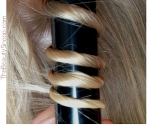 blonde, curl, and hair image
