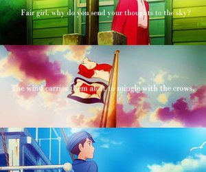 anime, studio ghibli, and from up on poppy hill image