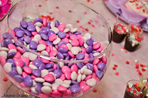 food, pink, and sweet image