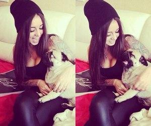 dog and diana melison image