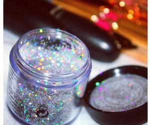 beautiful, girls, and glitter image