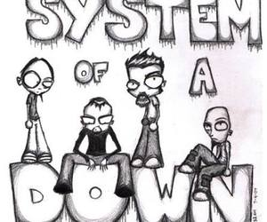 system of down image