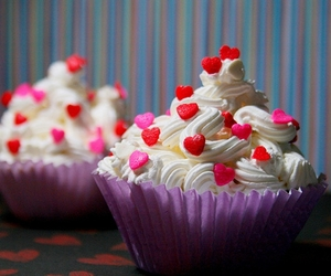 cool, cream, and cupcakes image