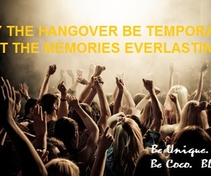 quote, fun, and hangover image