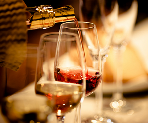 wine, drink, and luxury image