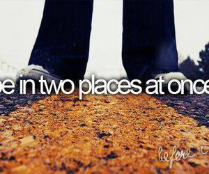 before i die, place, and quote image