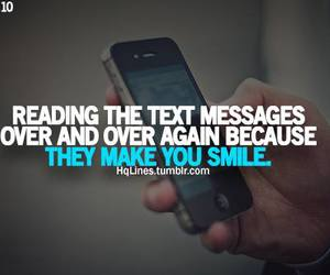 text, quote, and smile image