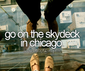 before i die, beforeidie, and chicago image