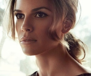 actress, hilary swank, and love image