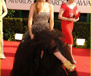 golden globes and Olivia Wilde image