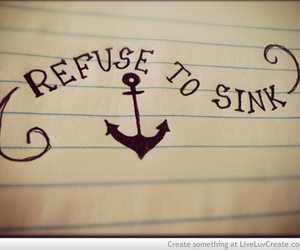 quote, sink, and anchor image
