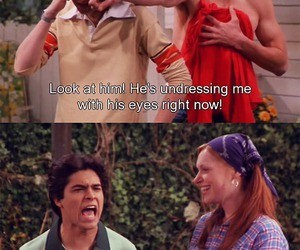 ashton kutcher, that '70s show, and michael kelso image