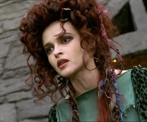 helena bonham carter and merlin image