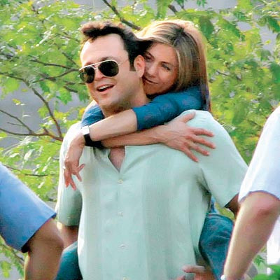 Here's How Vince Vaughn Brought Jennifer Aniston Back To Life After Pitt Divorce
