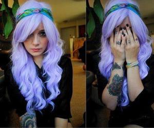 girl, hair, and nice image