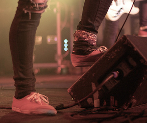 concert and shoes image