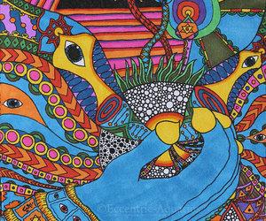 amazing, mandala, and Mantra image