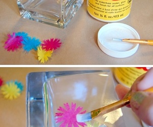diy, candle, and crafts image