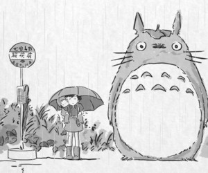 totoro and cute image