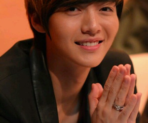 touch and kim sun woong image