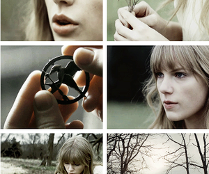 Taylor Swift, the hunger games, and safe and sound image