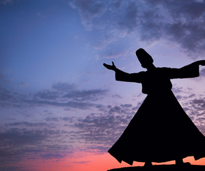 sufi and dervish image