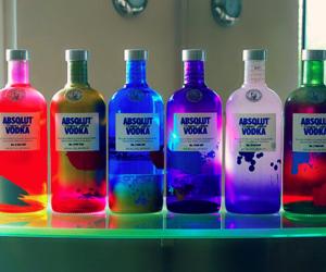 vodka, absolut, and absolut vodka image