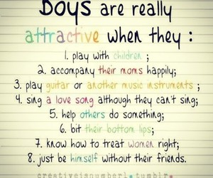 are, attractive, and boys image